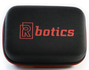 Zippered soft case for databot